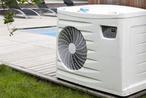 pompe à chaleur chauffage piscine